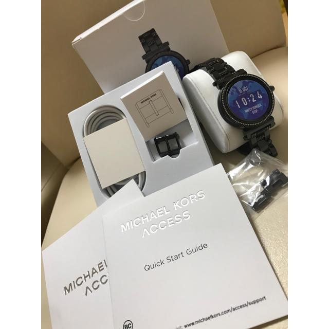 ロレックス ペア 時計 値段 | Michael Kors - マイケルコース スマートウォッチの通販 by ami_5800's shop|マイケルコースならラクマ