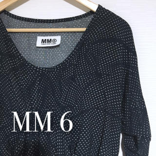 エムエムシックス(MM6)のMM6 maison martin margiela チュニックワンピース(チュニック)