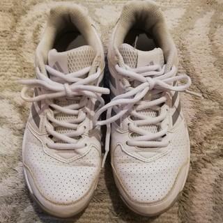 アディダス(adidas)のアディダス テニスシューズ 23.0(シューズ)