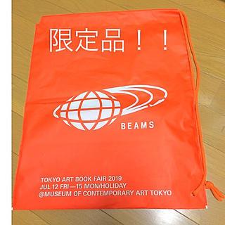 ビームス(BEAMS)のビームス&東京都現代美術館 コラボ バッグ(ショップ袋)