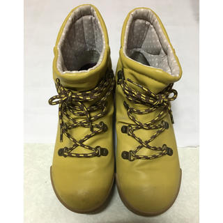 アウトドアプロダクツ(OUTDOOR PRODUCTS)の*OUTDOOR PRODUCTS*レインシューズ L〈マスタード〉(レインブーツ/長靴)