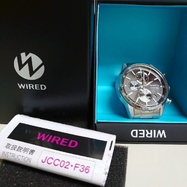 WIRED - WIRED(ワイアード) VD57-KND0の通販 by ひでぽん's shop|ワイアードならラクマ