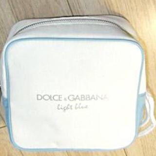 ドルチェアンドガッバーナ(DOLCE&GABBANA)のドルチェ&ガッバーナ ノベルティ ポーチ(その他)