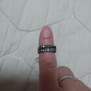 指輪(シルバー)4(リング(指輪))