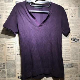 コムサコレクション(COMME ÇA COLLECTION)のCOMME CA COLLECTION コムサコレクション 半袖カットソー(Tシャツ/カットソー(半袖/袖なし))