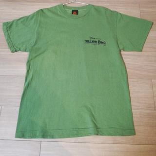 ディズニー(Disney)のライオンキング Tシャツ Mサイズ(Tシャツ/カットソー(半袖/袖なし))