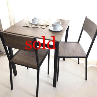 フランフラン(Francfranc)の値下★フレンチシック ダイニングテーブル イス /フランフラン IKEA イケア(ダイニングテーブル)