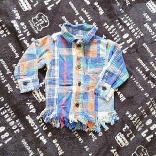 ブリーズ(BREEZE)のえっちやん様専用!!新品☆ブリーズ☆シャツ☆サイズ80(シャツ/カットソー)