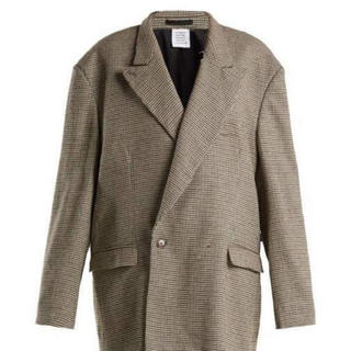 バレンシアガ(Balenciaga)のvetements oversized blazer(テーラードジャケット)
