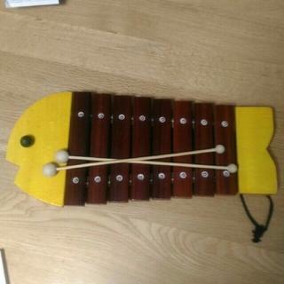 ボーネルンド(BorneLund)の[aiueri様専用]☆ボールネンド☆木琴(楽器のおもちゃ)