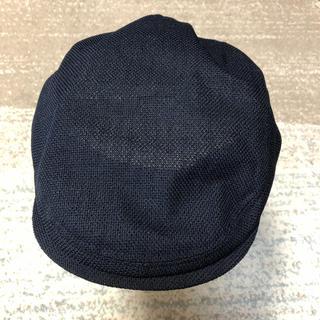 バタフライ(BUTTERFLY)の中央帽子 BUTTERFLY ハンチング帽(ハンチング/ベレー帽)