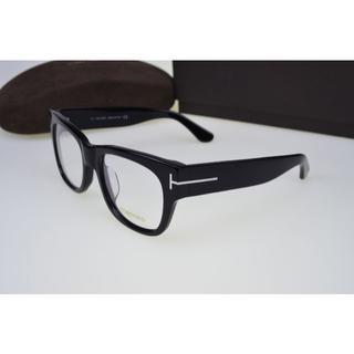トムフォード(TOM FORD)のTOM FORD トムフォード 眼鏡用 フレームTF5040 メガネ 黒*銀(サングラス/メガネ)