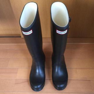 ハンター(HUNTER)のハンターレインブーツ 23〜23.5(レインブーツ/長靴)