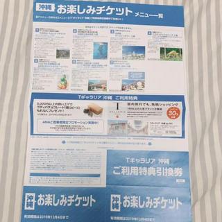 沖縄☆お楽しみチケット(その他)
