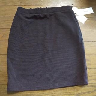 アベイル(Avail)のタイトスカート 新品未使用(ミニスカート)