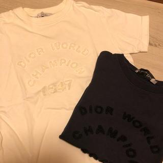 クリスチャンディオール(Christian Dior)のディオール白T(Tシャツ/カットソー)