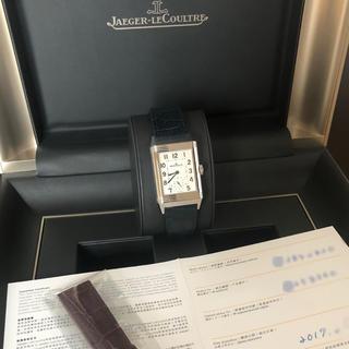 ジャガールクルト(Jaeger-LeCoultre)の♡ジャガー・ルクルト レベルソ クラシック ラージ デュオ♡(腕時計(アナログ))