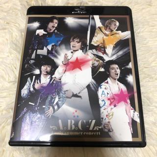 エービーシーズィー(A.B.C.-Z)のA.B.C-Z early summer concert(ミュージック)