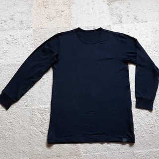 ユニクロ(UNIQLO)の洗濯のみの新古品*ユニクロヒートテックインナーSサイズ(その他)