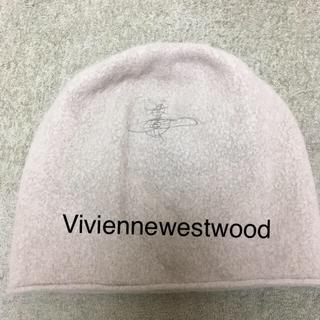 ヴィヴィアンウエストウッド(Vivienne Westwood)のViviennewestwood  帽子 ニット帽 ベレー帽(ニット帽/ビーニー)