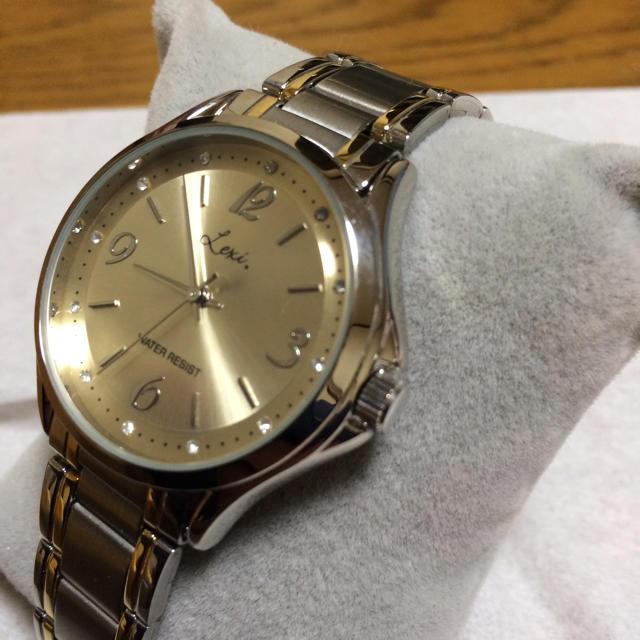 未使用!レキシー 腕時計 稼働中の通販 by カ)ドリーズ|ラクマ