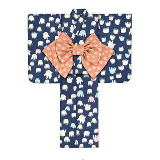 ツモリチサト(TSUMORI CHISATO)の子供浴衣130 TSUMORICHISATO(甚平/浴衣)