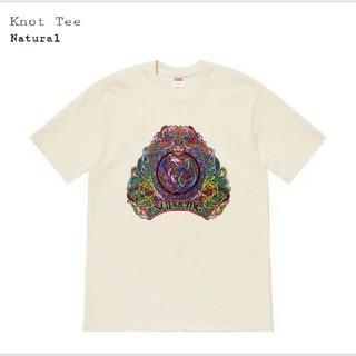 シュプリーム(Supreme)の送料込み Natural Lサイズ(Tシャツ/カットソー(半袖/袖なし))