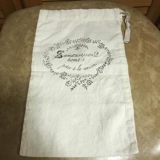 サマンサモスモス(SM2)の新品 サマンサモスモス ホームズ 巾着袋(その他)