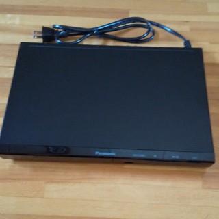 パナソニック(Panasonic)の新品未使用‼️残保証書付DVD/CDプレーヤー DVD-S500(DVDプレーヤー)
