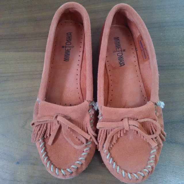 Minnetonka(ミネトンカ)のミネトンカ モカシン 8 レディースの靴/シューズ(スリッポン/モカシン)の商品写真