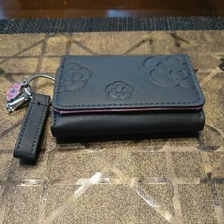 クレイサス(CLATHAS)のクレイサス 💮💮3つ折り財布&キーチェーン(折り財布)