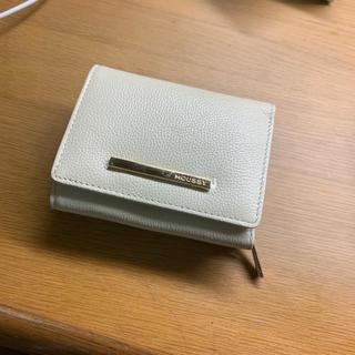 マウジー(moussy)の三つ折り財布 moussy(財布)