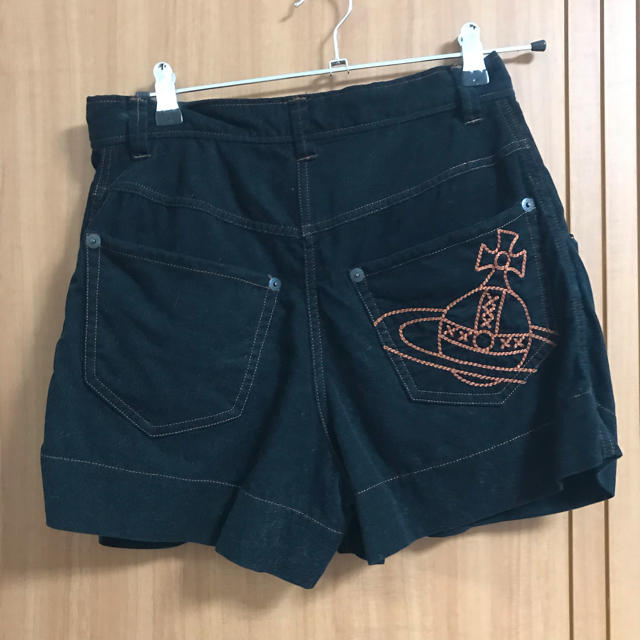 Vivienne Westwood(ヴィヴィアンウエストウッド)のヴィヴィアンウエストウッド ショートパンツ レディースのパンツ(ショートパンツ)の商品写真