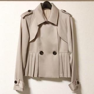 ダブルスタンダードクロージング(DOUBLE STANDARD CLOTHING)のダブスタ★SOV★トレンチ型ジャケット(トレンチコート)