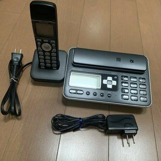 パイオニア(Pioneer)の    固定電話 [パイオニア]  TF-FA70W-K [ブラック]   (その他)