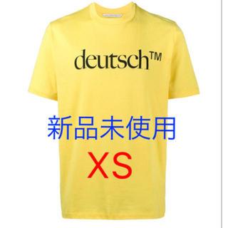 ジョンローレンスサリバン(JOHN LAWRENCE SULLIVAN)のJOHN LAWRENCE SULLIVAN Tシャツ XS(Tシャツ/カットソー(半袖/袖なし))