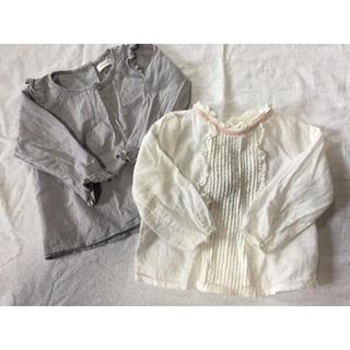 ネクスト(NEXT)のyukinko様専用 next シャツ ブラウス 長袖 セット まとめ 女の子(シャツ/カットソー)