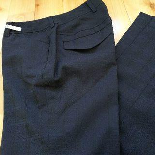 オリヒカ(ORIHICA)の美品 パンツ ネイビー ORIHICA 5サイズ(その他)