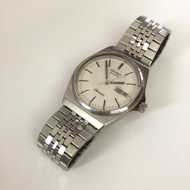 リッチタイム 時計 偽物 、 SEIKO - SEIKO Chronos メンズ クォーツ腕時計 電池ありの通販 by かっつん's shop|セイコーならラクマ