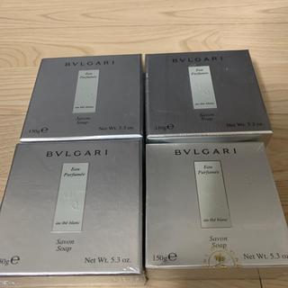BVLGARI - 【新品未使用】ブルガリ ソープ