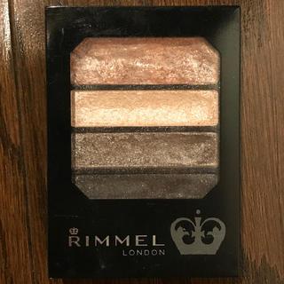 リンメル(RIMMEL)のリンメル チャコールグレーブラウン系アイカラー(アイシャドウ)