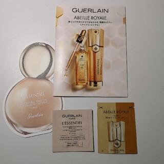 ゲラン(GUERLAIN)のゲラン サンプル アベイユロイヤル 美容液 / レソンシエル ファンデーション(美容液)