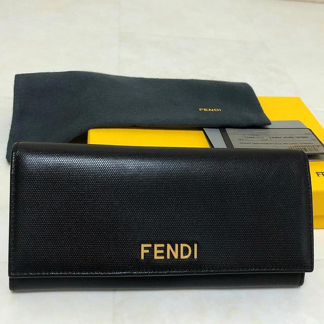 FENDI - 【正規品】FENDI(フェンディ)財布の通販 by サンセット|フェンディならラクマ
