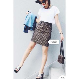 フェンディ(FENDI)の◎専用◎ FENDI タイトスカート(ひざ丈スカート)