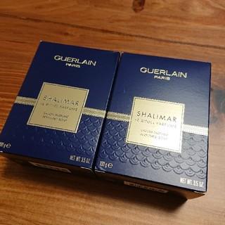 ゲラン(GUERLAIN)のGUERLAIN 石鹸2個セット(ボディソープ/石鹸)