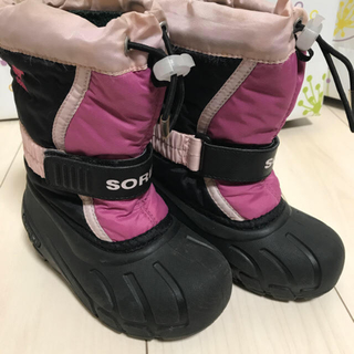 ソレル(SOREL)のSOREL スノーブーツ 14(ブーツ)