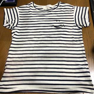 ビームス(BEAMS)のmarkawere ポケットTシャツ マーカーウェア UA beams  UR(Tシャツ/カットソー(半袖/袖なし))