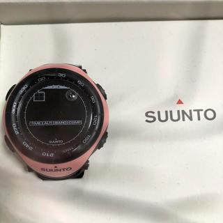 スント(SUUNTO)のSUNTO VECTOR スントヴェクター 腕時計 watch タイメックス(腕時計(デジタル))
