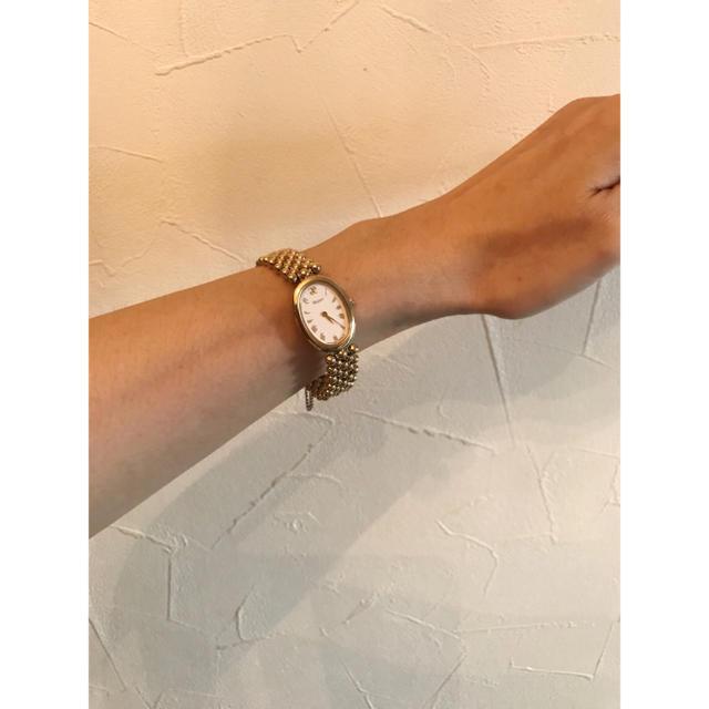 Elégance. - CITIZEN エレガンス 腕時計 上品なボールチェーンの通販 by anri|エレガンスならラクマ