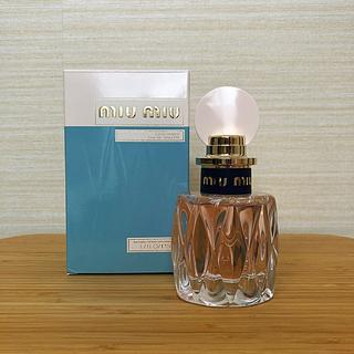 ミュウミュウ(miumiu)のミュウミュウ ロー ロゼ オードトワレ(香水(女性用))